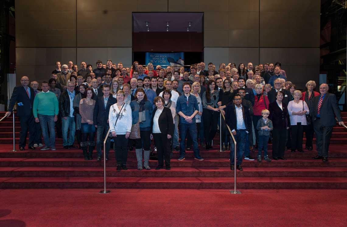 NWS Jubiläum - 25 Jahre in Thüringen