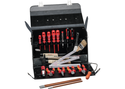 Apprentice Tool Bag Basic, 23 pcs.