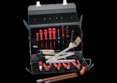 Lehrlings-Werkzeugtasche Basic, 23-tlg.