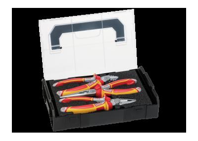 Werkzeugbox, 4-tlg. VDE
