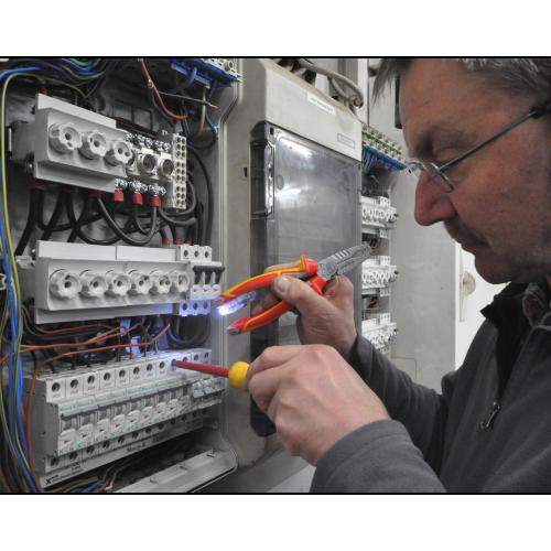 Multicutter VDE + E-Detektor