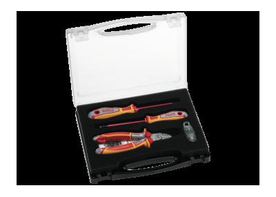 Werkzeugbox VDE, 5-tlg.