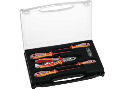 Tool Box VDE, 7 pcs.
