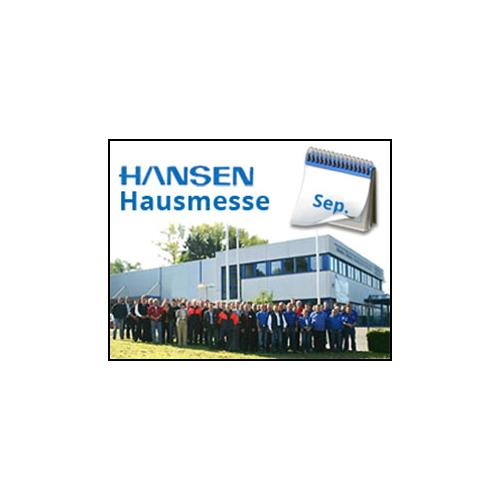 Hausmesse Hansen